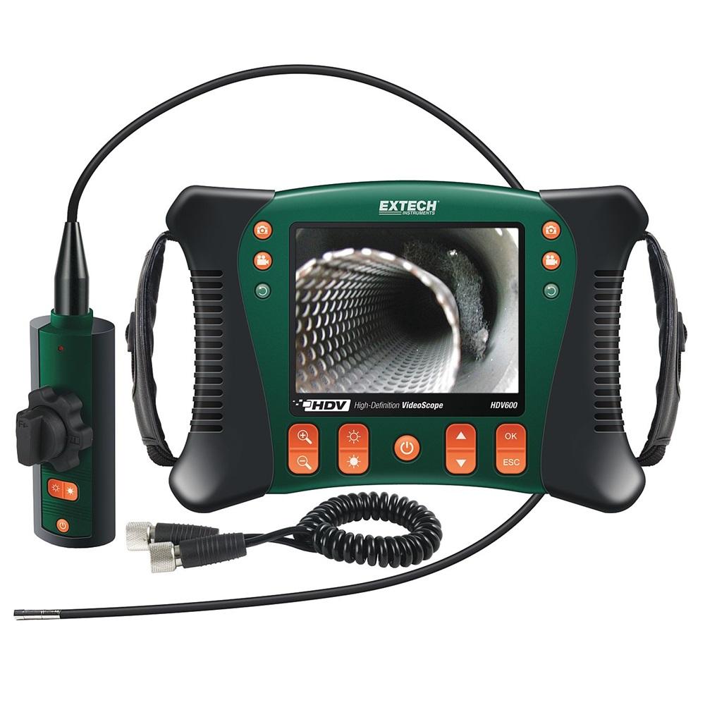 HDV640W Videoscopio