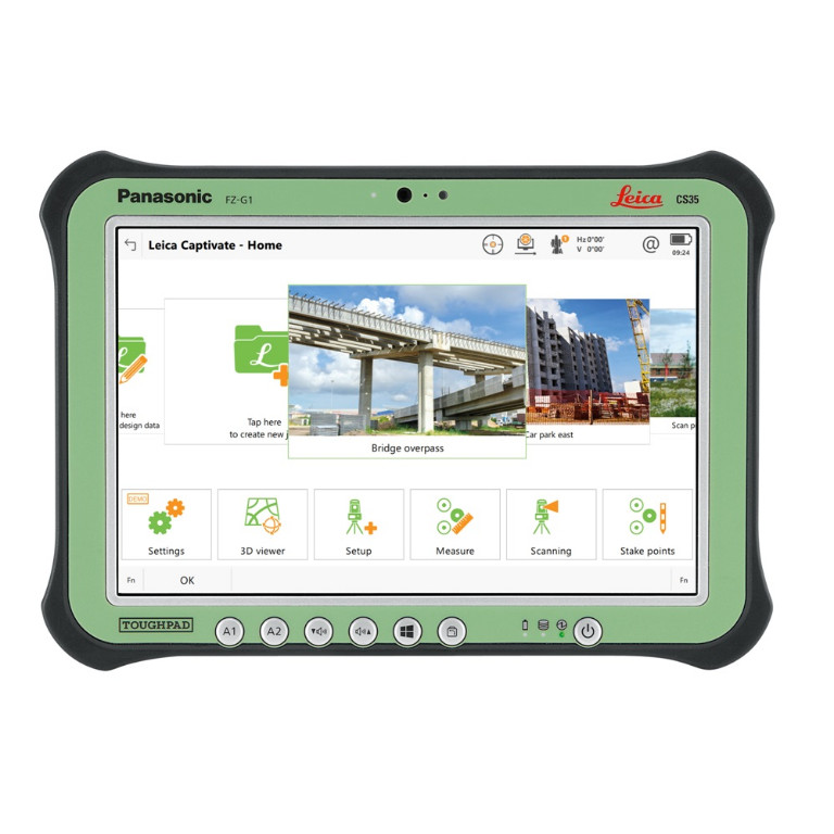 Leica Tablet CS35