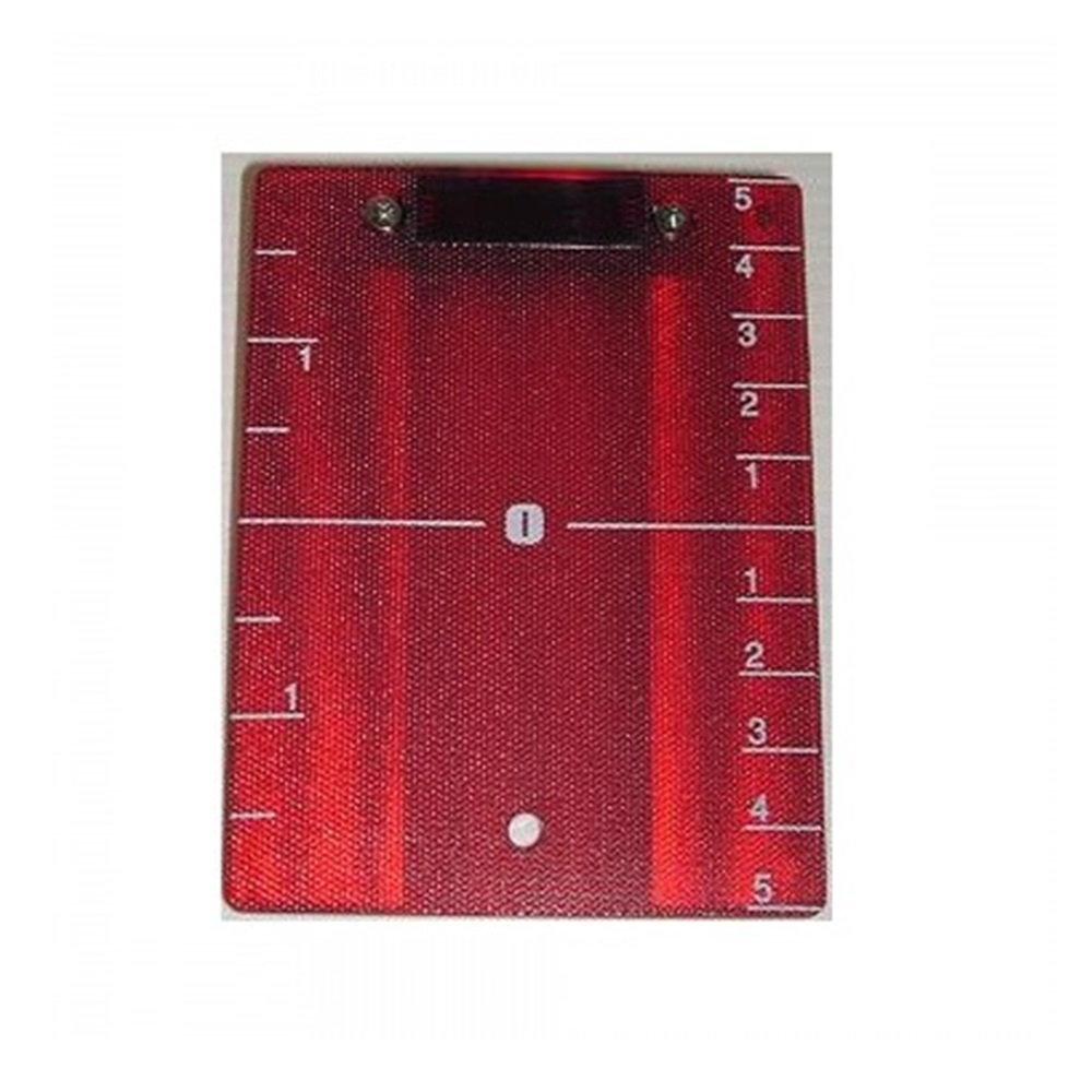 Target rosso magnetico Roteo