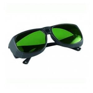occhiali verdi roteo