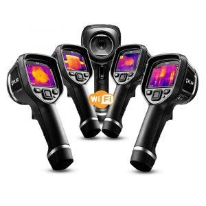 Termocamera FLIR E5xt, E6xt, E8xt… la nuova serie XT !