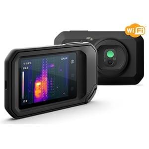 La nuova termocamera FLIR C5