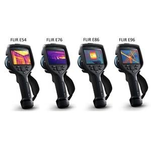 Termocamera FLIR E54, E76, E86 e E96… la nuova serie Exx !