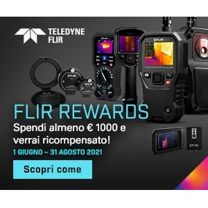 FLIR REWARDS PROGRAM, il programma che ti premia!